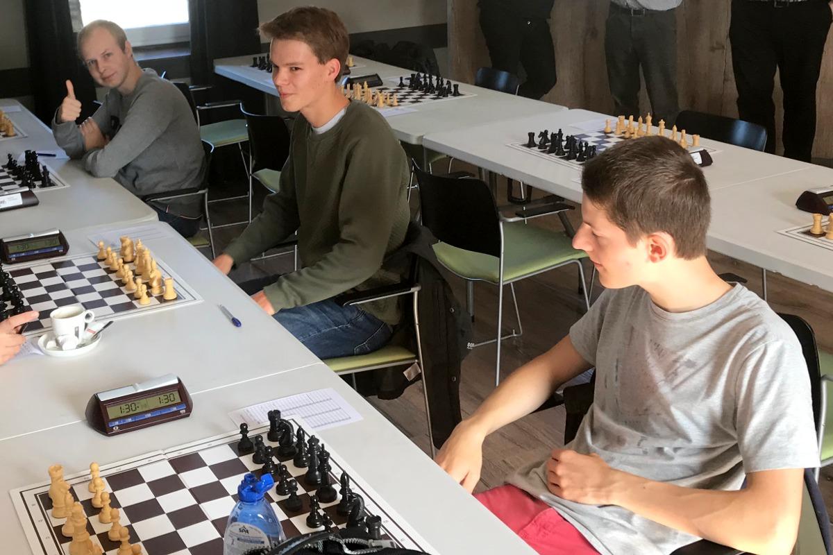Niels, Felix en Stijn